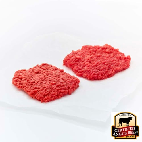Certified Angus Beef Cubed Steak (2 Steaks per Pack) Perspective: front