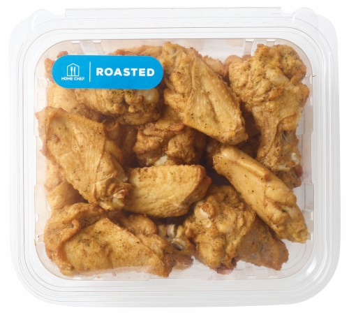 Home Chef Roasted Wing Hot (NOT AVAILABLE BEFORE 11:00 am DAILY) Perspective: front