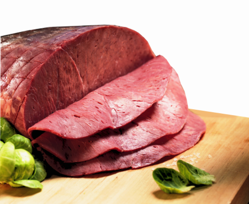 Corned Beef Perspective: front