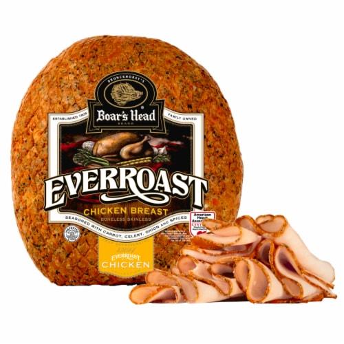 Boar's Head EverRoast Chicken Breast Perspective: front