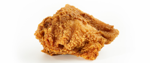 Fried Chicken Thigh (NOT AVAILABLE BEFORE 11:00 am DAILY) Perspective: front