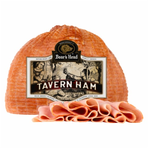 Boar's Head Tavern Ham Perspective: front
