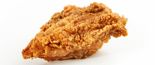 Fried Chicken Breast (NOT AVAILABLE BEFORE 11:00 am DAILY) Perspective: front