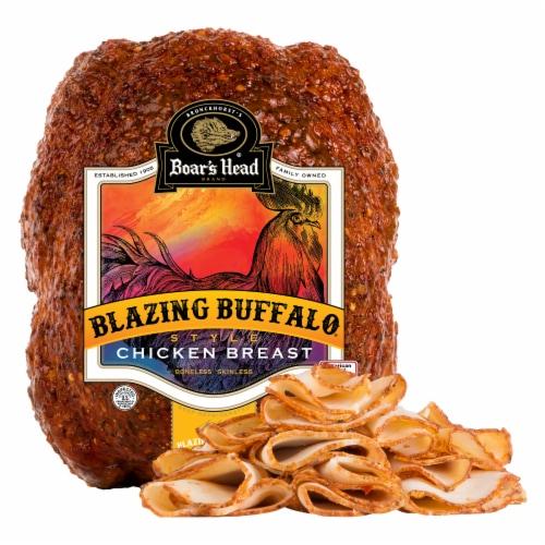 Boar's Head Blazing Buffalo Style Chicken Breast Perspective: front