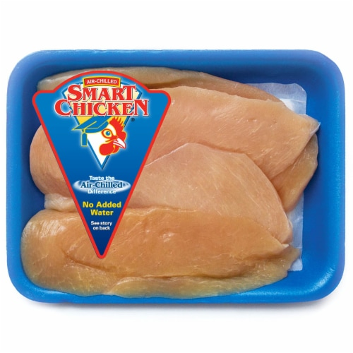 Smart Chicken Natural Thin Sliced Boneless Skinless Chicken Breast Perspective: front