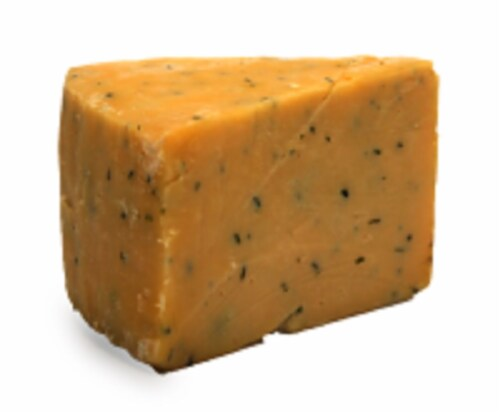 Somerdale Cotswold Cheese Perspective: front