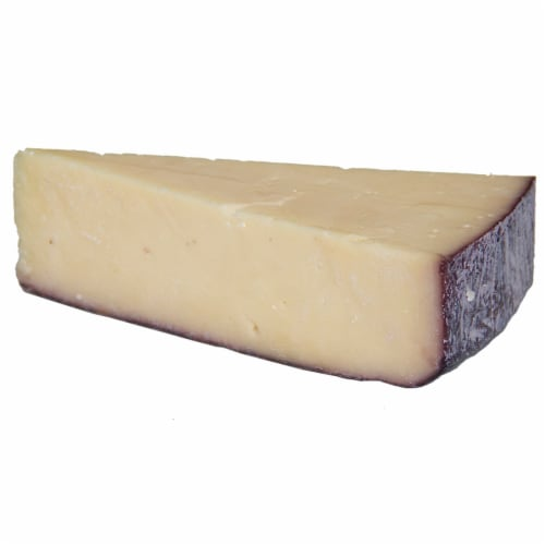 Sartori Merlot Bellavitano Cheese (sold in ½ pound units) Perspective: front