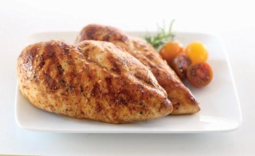 Cajun Flavored Chicken Breast Perspective: front