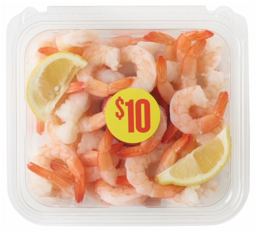 Unseasoned Shrimp Bowl Perspective: front