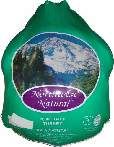 Northwest Naturals Fresh Turkey (12-18 lb) Perspective: front