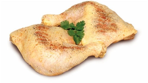 Heritage Farm™ Chicken Seasoned Leg Quarters Value Pack Perspective: front