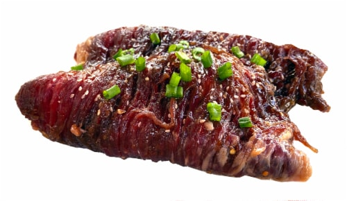 Beef Choice Flank Steak Perspective: front