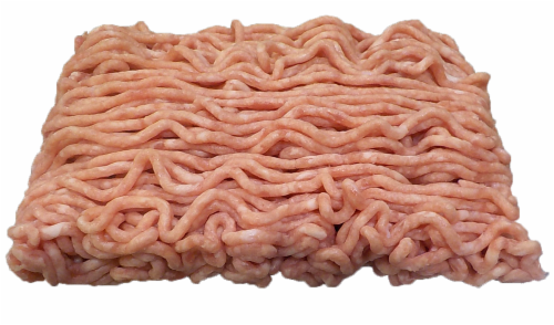 Ground Pork Perspective: front
