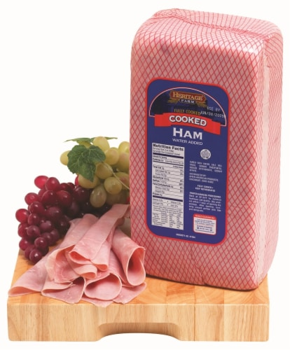 Heritage Farm™ Fully Cooked Ham Perspective: front