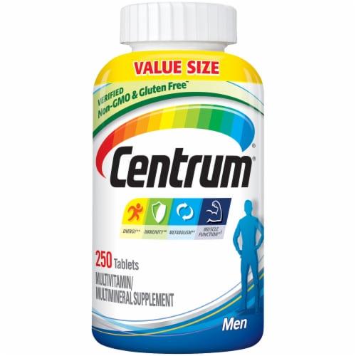 Centrum Men's Multivitamins Perspective: front