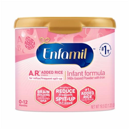 Enfamil A.R. Powder Infant Formula Perspective: front
