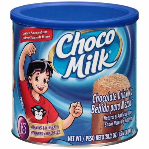 Choco Milk Chocolate Powder Perspective: front
