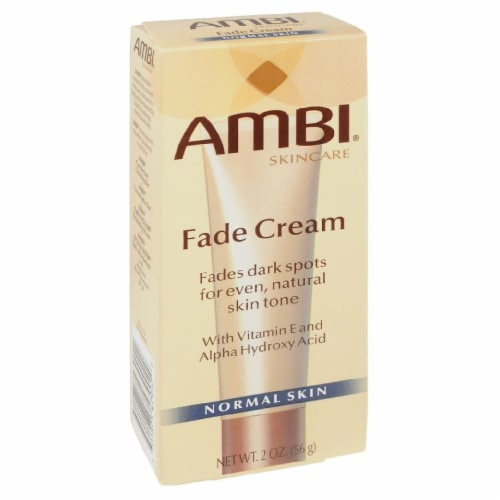 Ambi Normal Skin Dark Spot Fade Cream Perspective: front