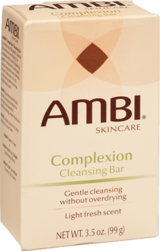 Ambi Complexion Cleansing Bar Perspective: front