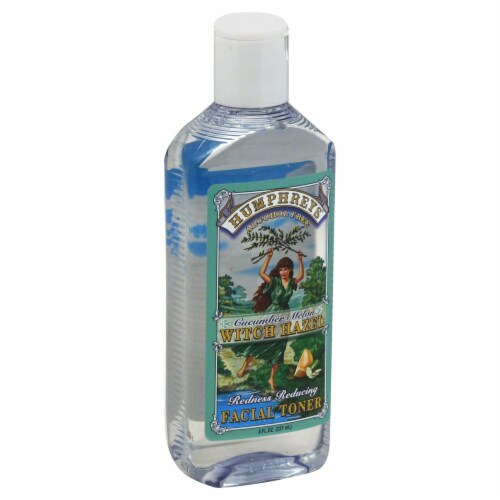 Humphrey's Cucumber Melon Witch Hazel Redness Reducing Facial Toner Perspective: front
