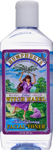 Humphreys Witch Hazel Facial Toner Perspective: front