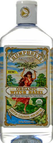 Humphrey's Organic Witch Hazel Perspective: front