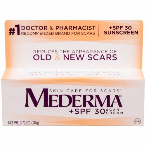 Mederma Scar Cream SPF 30 Perspective: front