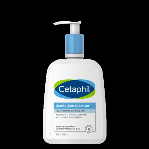 Cetaphil® Gentle Skin Cleanser Perspective: front