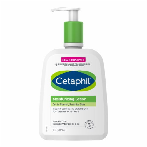 Cetaphil® Moisturizing Lotion Perspective: front