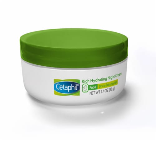 Cetaphil Rich Hydrating Night Cream Perspective: front