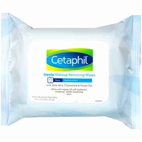 Cetaphil Makeup Remover Cloths Perspective: front