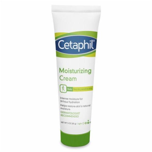 Cetaphil Moisturizing Body Cream Perspective: front