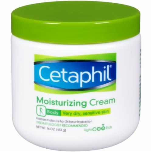 Cetaphil Moisturizing Cream Perspective: front
