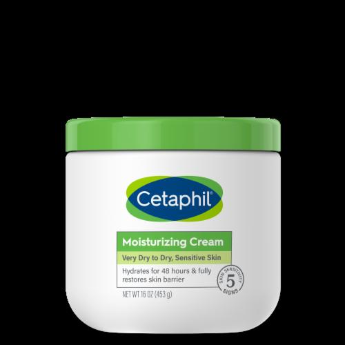 Cetaphil® Moisturizing Cream Perspective: front
