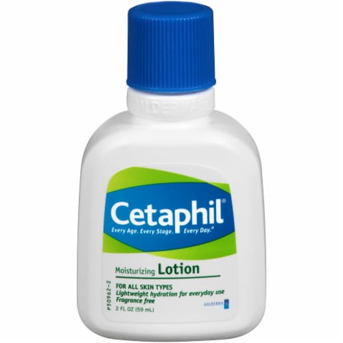 Cetaphil Moisturizing Lotion Perspective: front