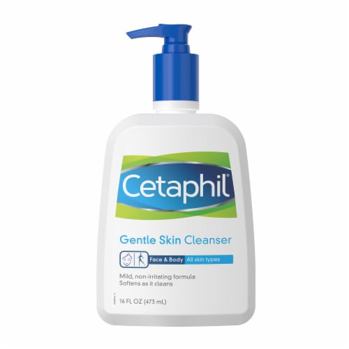 Cetaphil Gentle Skin Cleanser Perspective: front