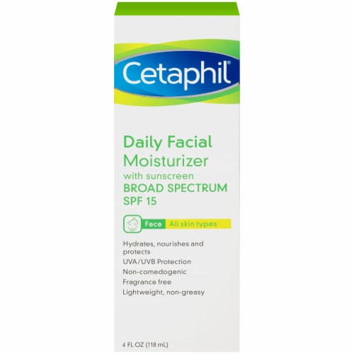 Cetaphil Daily Facial Moisturizer SPF 15 Perspective: front