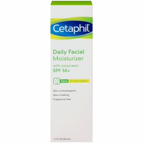Cetaphil Daily Facial Moisturizer SPF 50 Perspective: front