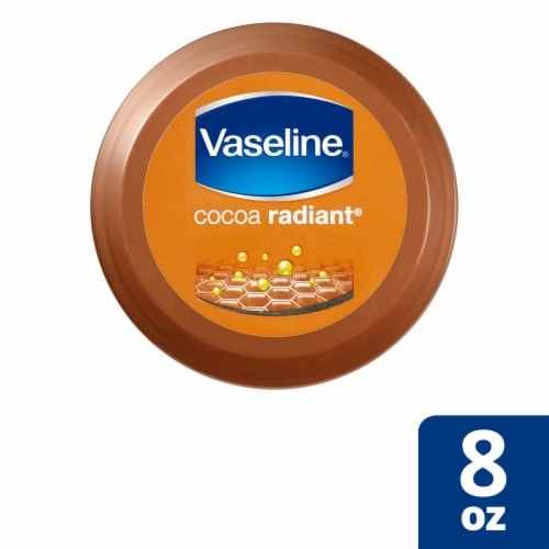 Vaseline Intensive Care Cocoa Radiant Smoothing Body Butter Perspective: front