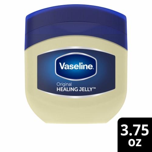 Vaseline Original Petroleum Healing Jelly Perspective: front