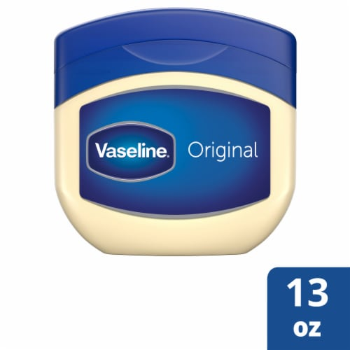 Vaseline Petroleum Jelly Skin Protectant Perspective: front
