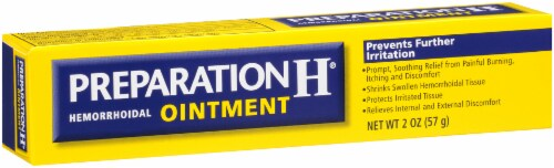 Preparation H® Hemorrhoidal Ointment Perspective: front