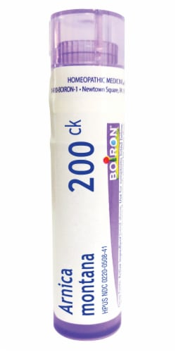 Boiron Arnica Montana 200CK Multi Dose Tube Perspective: front