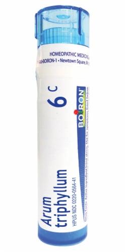 Boiron Sore Throat Arum Triphyllum 6 C Perspective: front