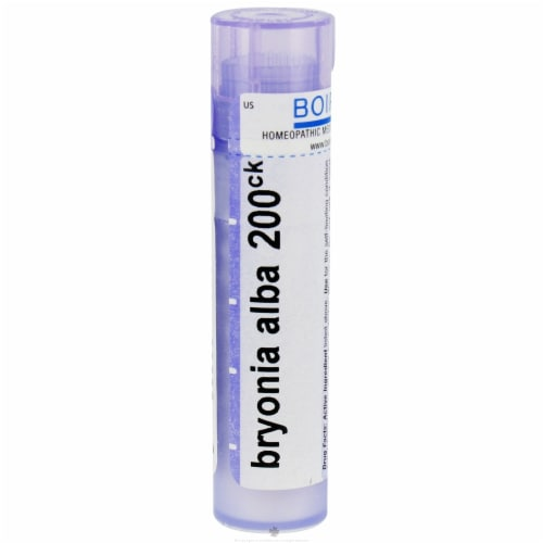 Boiron Bryonia Alba 200 CK, 80 Pellets Perspective: front