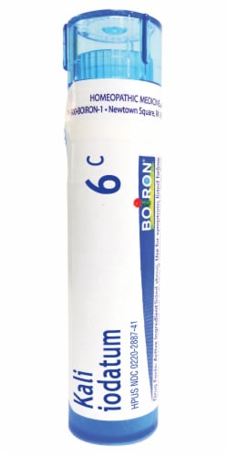 Boiron Sinus Relief Kali Iodatum 6C Perspective: front