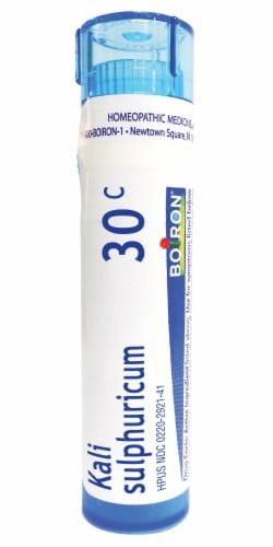 Boiron Kali Sulphuricum 30 C Perspective: front
