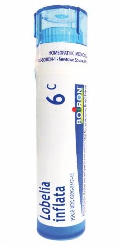 Boiron® Lobelia Inflata 6C Homeopathic Medicine Perspective: front