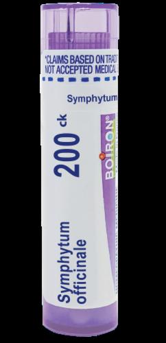 Boiron Symphytum Officinale 200Ck Pellets Perspective: front