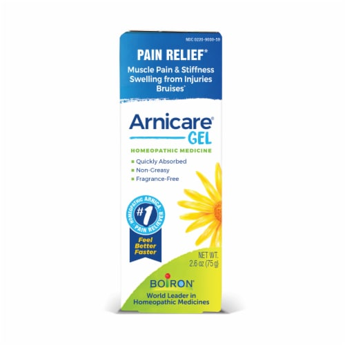 Boiron Arnicare Pain Relief Gel Perspective: front